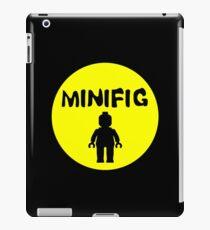 MINIFIG iPad Case/Skin