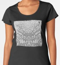 Sand Shadow - Grey Women's Premium T-Shirt