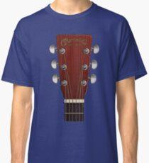 GUITAR HEADSTOCK ART - MARTIN D-18 Classic T-Shirt