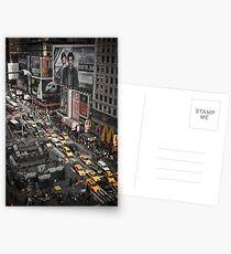 Times Square, New York City Postcards