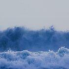 Blue Sea Wave by Anna Lemos