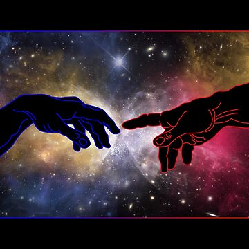 A Touch too Much - Universe by Hell-Prints