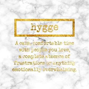 hygge by insertwittyname