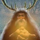 Winter Solstice Blessings by Dan Goodfellow