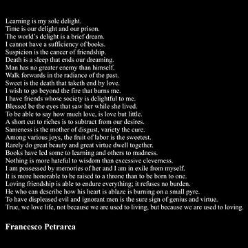 Francesco Petrarca Quotes by qqqueiru