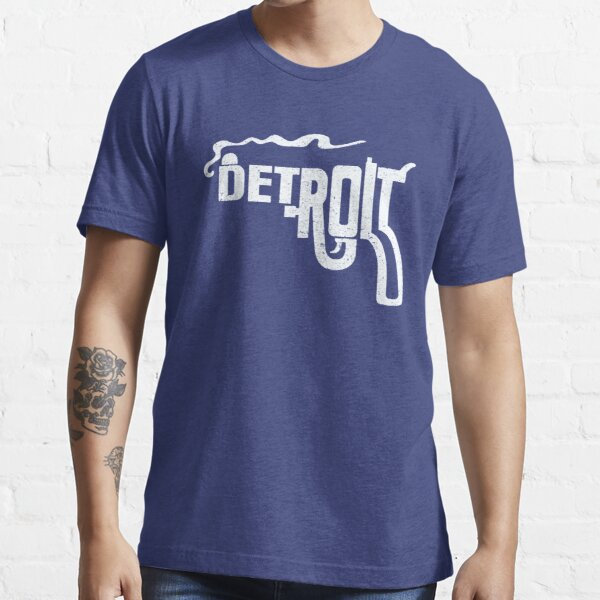 Macs Detroit Smoking Gun Shirt Essential T-Shirt