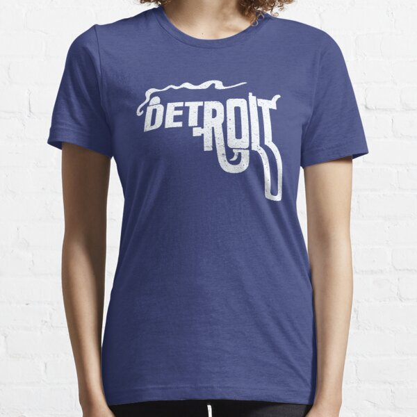 Macs Detroit Smoking Gun Shirt Essential T-Shirt