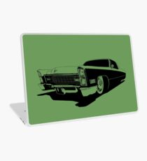 1967 Cadillac Coupe Deville - stylized monochrome Laptop Skin