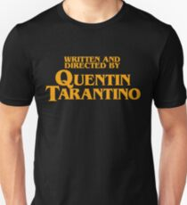 Written by Tarantino Slim Fit T-Shirt