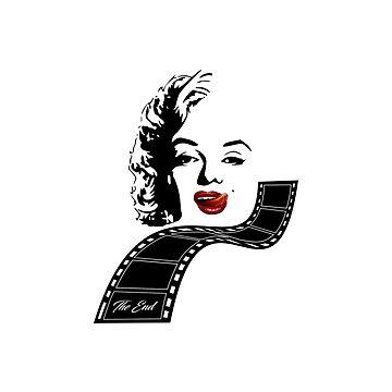 Marilyn Monroe by Dagostino