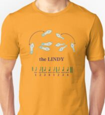 the LINDY Slim Fit T-Shirt