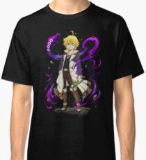 Camiseta clásica Meliodas siete pecados mortales