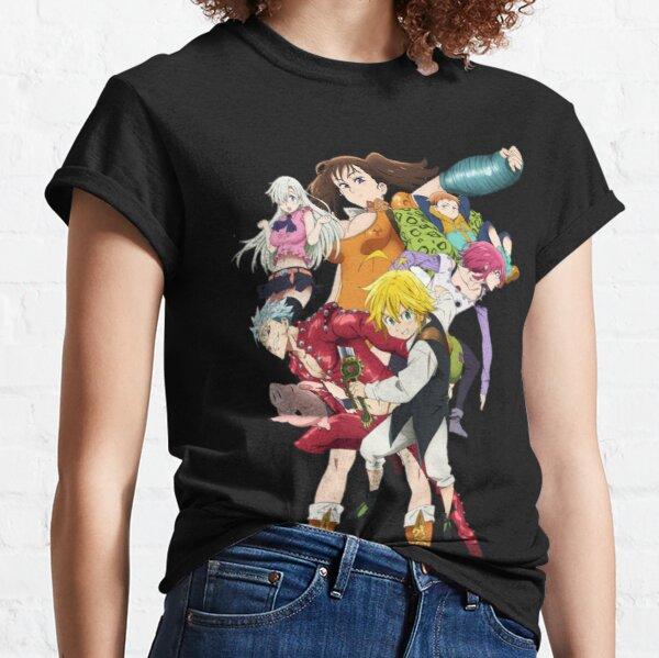Seven Deadly Sins Classic T-Shirt