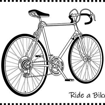 Ride a Bike by Czerra