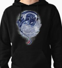 The Last Starry Dragons Pullover Hoodie