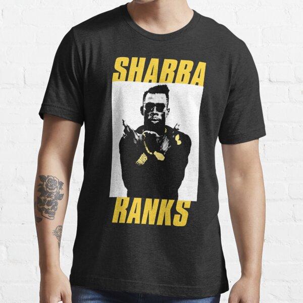 Shabba Ranks Essential T-Shirt
