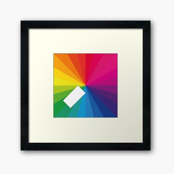 Jamie xx - In Colour Framed Art Print