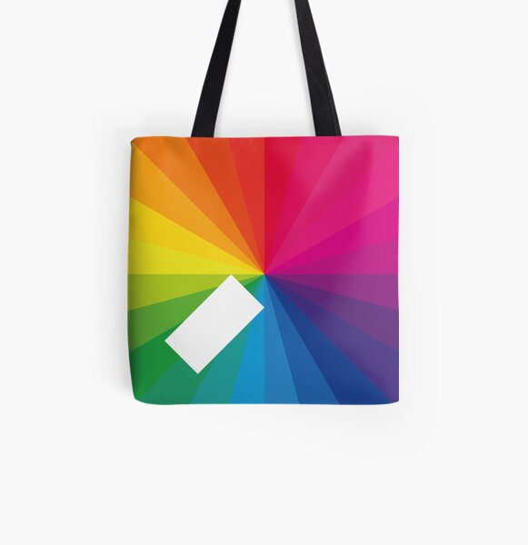 Jamie xx - In Colour All Over Print Tote Bag