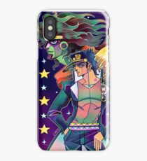 JJBA Tarot - The Star iPhone Case