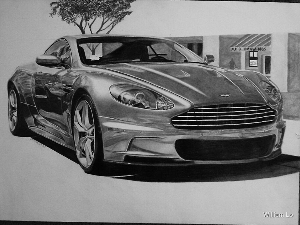 Aston Martin DBS by William Lo