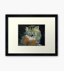 Himalayan Cat Framed Print