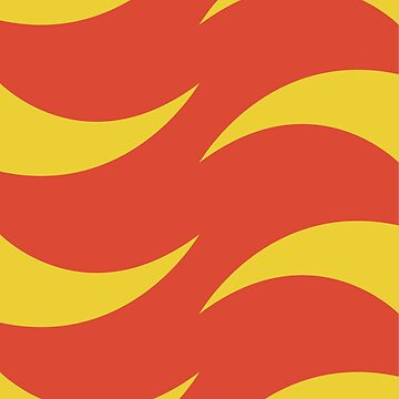 Simple fire pattern by TEOillustration