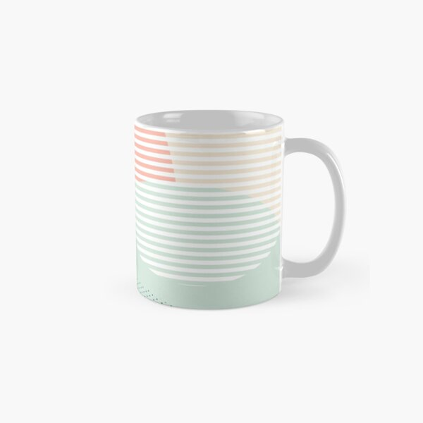 Lost In Shapes III #redbubble #buyart Classic Mug