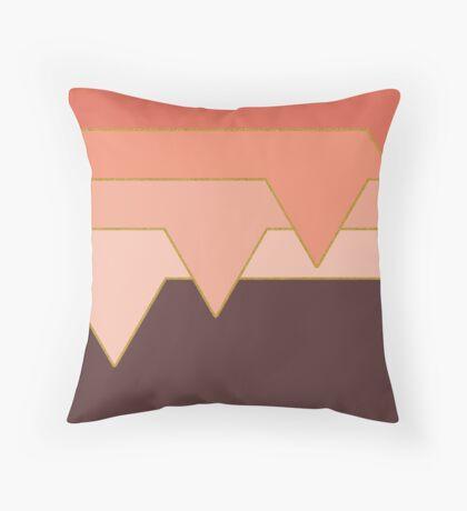 Pink Clouds #redbubble #decor #buyart Throw Pillow