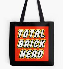 TOTAL BRICK NERD Tote Bag
