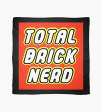TOTAL BRICK NERD Scarf