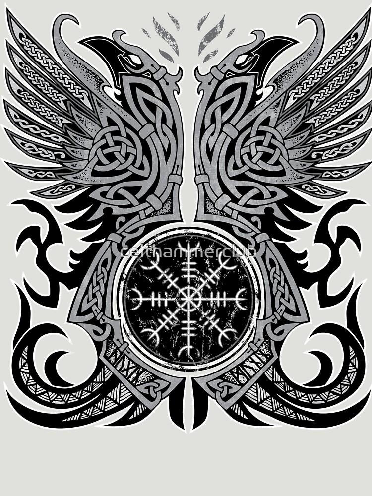 Huginn & Muninn, Odins Raben von celthammerclub