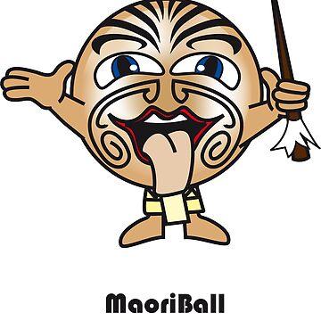 Maori Ball by brendonm