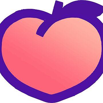 Peach by magdalayna