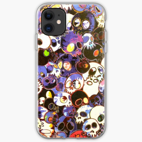 MURAKAMI X RAFE iPhone Soft Case