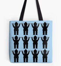 12 x MINIFIGS Tote Bag
