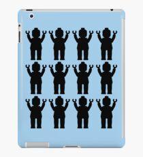 12 x MINIFIGS iPad Case/Skin