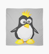 Linux Root SUDO Punk Penguin Funny Gift Scarf