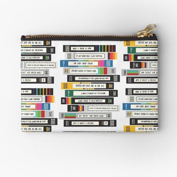 Brooklyn Nine-Nine Sex Tapes Zipper Pouch