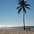 Higgs Beach, Key West Florida by Mark Weaver