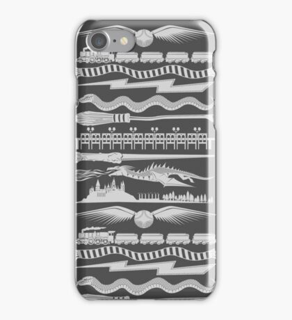 Wizard Whimsy iPhone Case/Skin