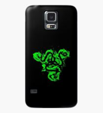 Razer Logo (New) Case/Skin for Samsung Galaxy