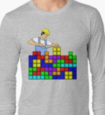 Brick Layer Long Sleeve T-Shirt