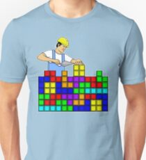 Brick Layer Unisex T-Shirt