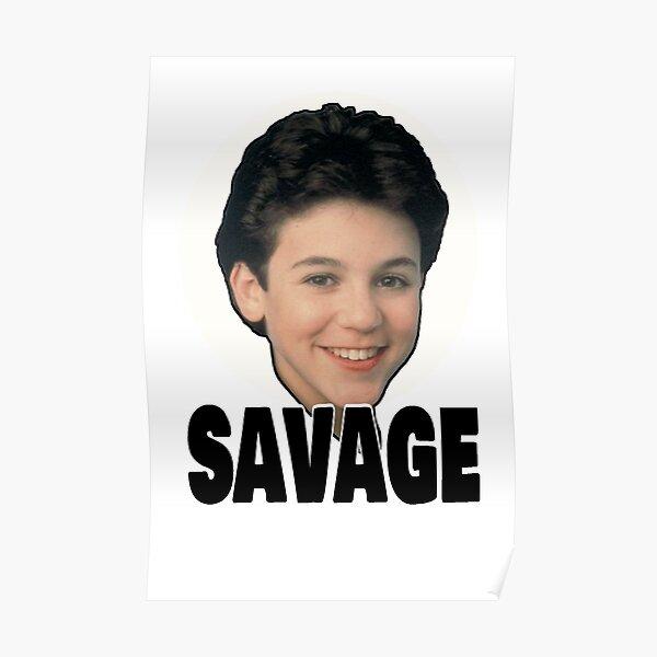 Savage vers 1 Poster
