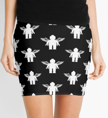 ANGEL MINIFIG Mini Skirt