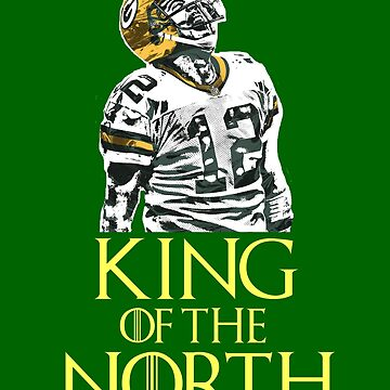 A. Rodgers Shirt King Of The North - Gift For Green Bay Football Fans by Galvanized