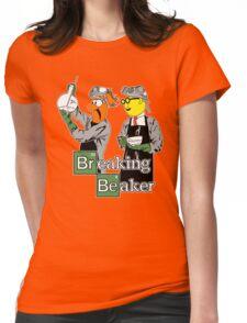 Breaking Beaker Womens Fitted T-Shirt