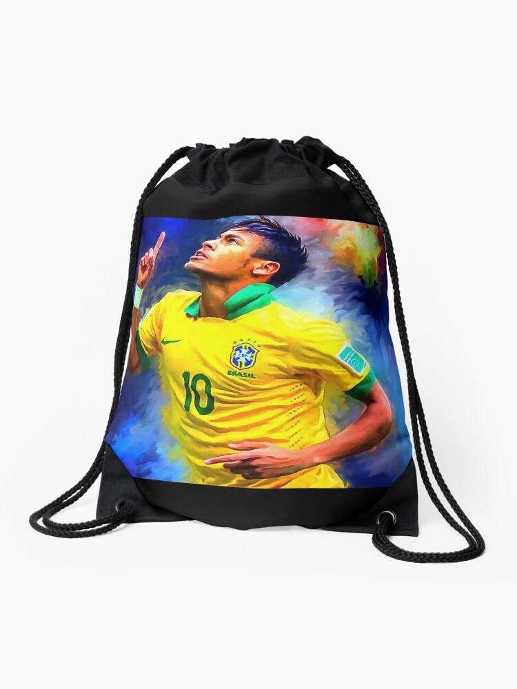 f507684c3 Neymar number one football player art