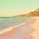 Pastel Beach Bliss by OLIVIA JOY STCLAIRE