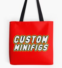 CUSTOM MINIFIGS Tote Bag